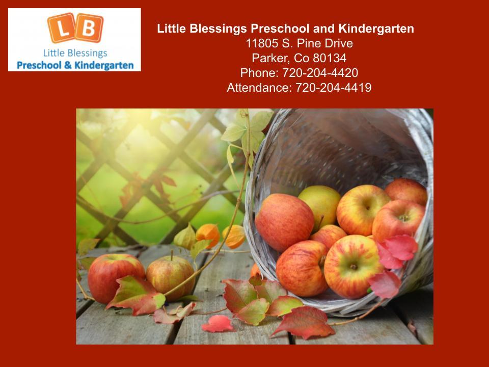 Little Blessings Preschool & Kindergarten